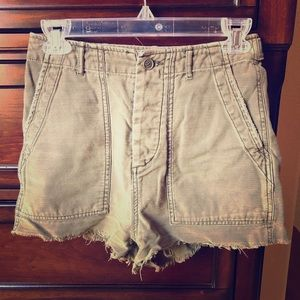 BDG high waist shorts
